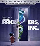 MONSTERS INC (BLU-RAY/3D/DVD/DC/5 DISC COMBO) (3-D) MONSTERS INC (BLU-RAY/3D/DVD/DC/5 DISC COMBO) (
