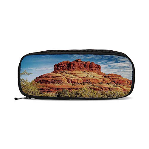 - Western,Famous Bell Rock and Courthouse Butte in Sedona Arizona USA Nature Desert Decorative,9.4
