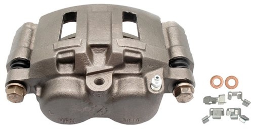 Raybestos FRC10946 Professional Grade Remanufactured, Semi-Loaded Disc Brake Caliper - Front Reman Brake Calipers