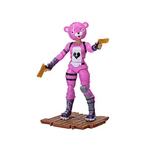 Fortnite FNT0019 Squad Mode 4 Figure Pack, Null