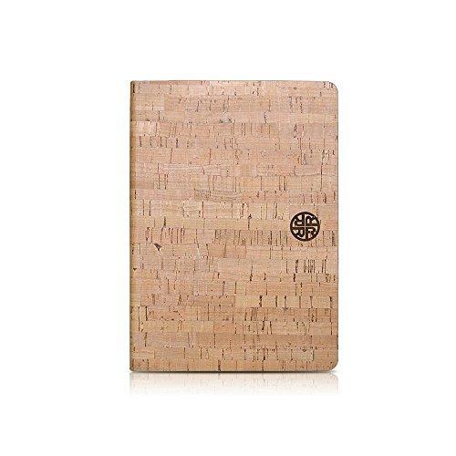 - Cork Wood iPad Folio Case Compatible with iPad 9.7