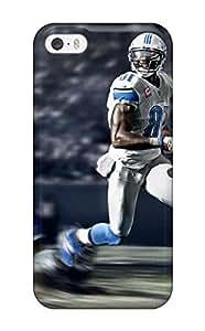 AnnaSanders Premium Protective Hard Case For Iphone 5/5s- Nice Design - Calvin Johnson