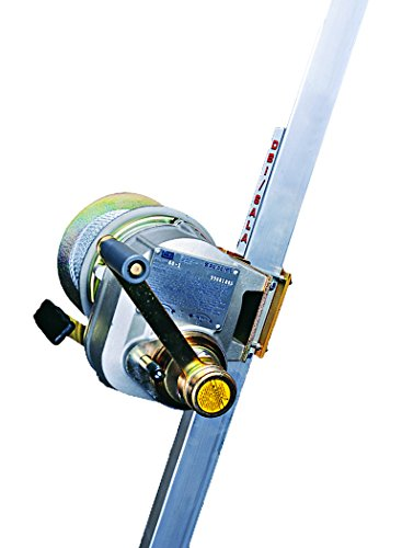 - 3M DBI-SALA 8300021 Advanced 9' Aluminum Tripod and Salalift Winch with 60' 1/4