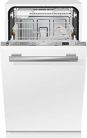 Miele G 4782 SCVI - Lavavajillas empotrable (45 cm): Amazon.es ...
