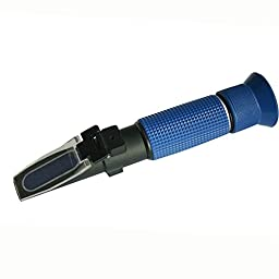 Sinotech Hand Held Brix 28-62% Fruit Sugar Refractometer P-rhb-62atc with ATC