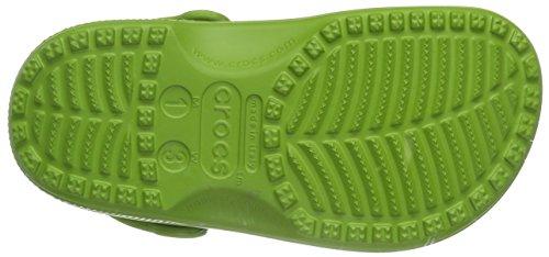 Sabots Enfant Mixte Parrot Crocs Green Vert 10006 vg4qf