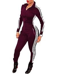 Women Lycra Spandex Zentai Long Sleeve Unitard Bodysuit Jumpsuit