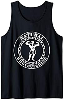 [Featured] Natural Bodybuilding Fitness Gym  Tank Top in ALL styles | Size S - 5XL