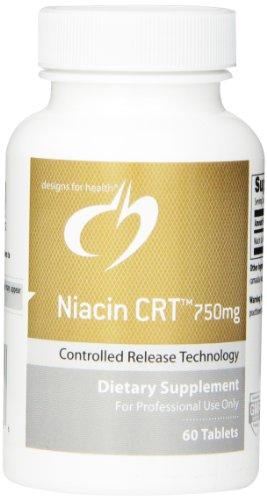 Designs pour la santé niacine CRT