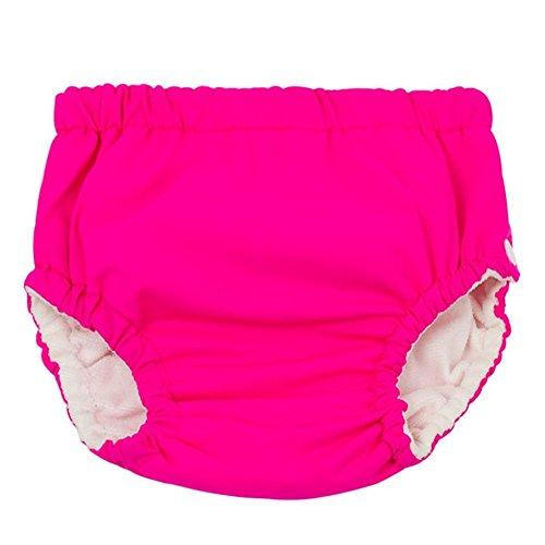 Enfants Chéris Baby Reusable Swim Diaper, Toddler Boys Girls Side Snap Swimsuit Diaper Cover ()