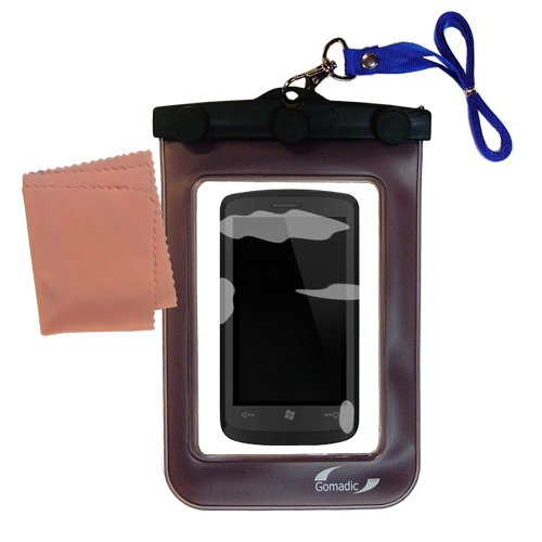 Underwater Case for the HTC Mondrian – 天気、安全に保護防水ケースagainst the elements   B004AQMGE8
