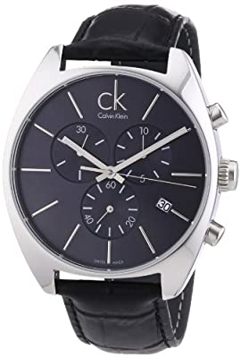 Calvin Klein Watches K2F27107 BLACK GREY