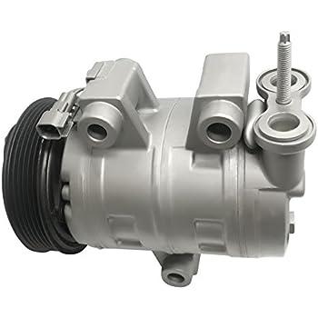 A//C Compressor-SP17 Compressor Assembly UAC CO 21516JC