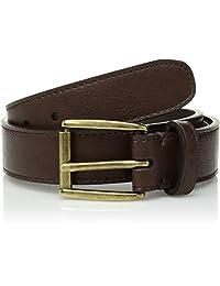Dockers Big - Cinturón casual con hebilla de rodillo para niño 2bc424de9681