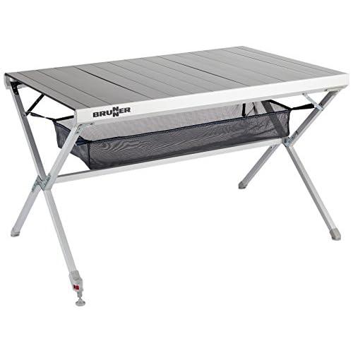 Brunner Table en aluminium Titanium 4 NG table pliante
