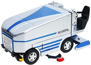 Olympia Ice Resurficer - Silver/Blue for sale  Delivered anywhere in USA