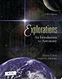 Explorations INTRO to Astronom, Arny, Thomas and Schneider, Step, 0072943602