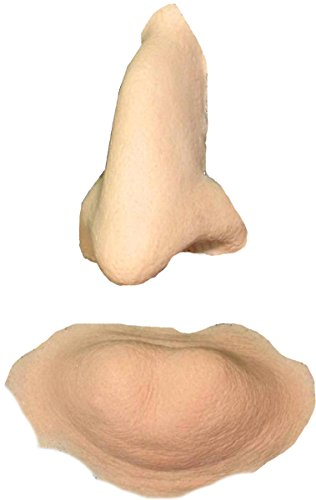 Halloween Direct Witch Nose And Chin Foam Latex ()