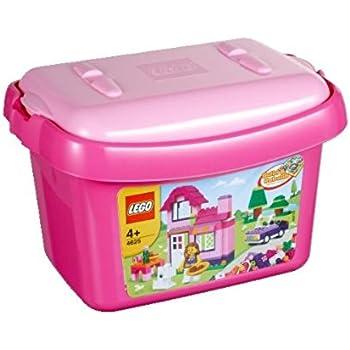 LEGO Bricks and More Pink Brick Box 4625