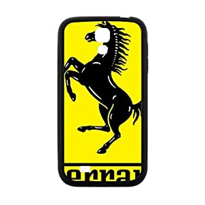Hope-Store Ferrari sign fashion cell phone case for samsung galaxy s4