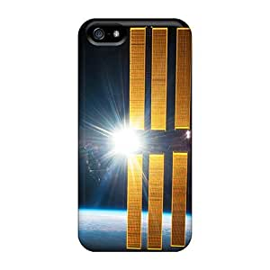 Slim Fit Protector Shock Absorbent Bumper Nasa Satellite Orbiting Earth Cases For Samsung Galaxy Note2 N7100/N7102