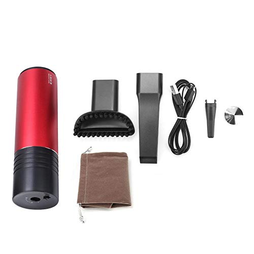 Mini-stofzuiger, draagbare USB-oplader Mini-auto-stofzuiger Draadloze handheld auto-interieur Veegmachine Home House…