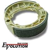 エボリューション(EVOLUTION)ドラムブレーキシュー EV-101S スクーピー ジョーカー90 リード90 リード125