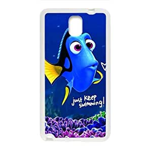Finding Nemo lovely blue fish Cell Phone Case for Samsung Galaxy Note3