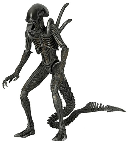 NECA Aliens Series 7 AvP Warrior Action Figure (7