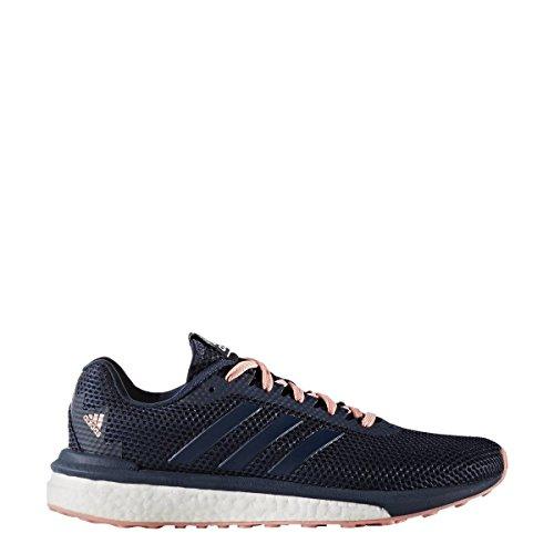 Adidas Vengeful W, Zapatos para Correr Mujer Azul (Maruni/maruni/suabri)