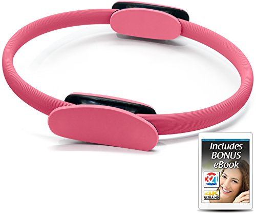 Pilates Ring Black Lavender Pink