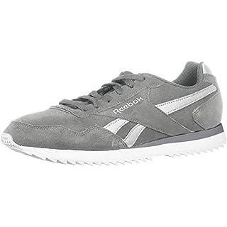 Reebok Men's Trail Running Shoes, Grey Flint Grey White 000 Road Running Shoes On Trail