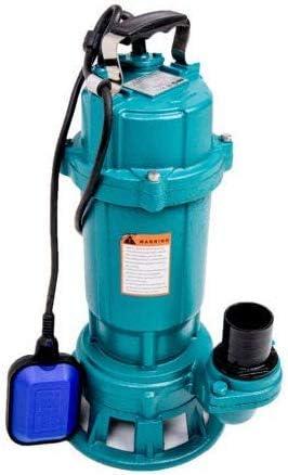 Tauchpumpe 1100W Schneidwerk Schwimmer 2 Storz C Kupplung 40m Schlauch F/äkalienpumpe Zerkleinerer Schmutzwasserpumpe Wasserpumpe Pumpe