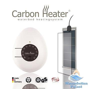 Carbon Heater Sistemas de Camas de Agua Tubo de Pared Classic LS 240 Estufa schermata