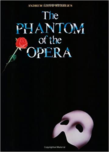 Phantom Of The Opera For Piano Voice And Guitar