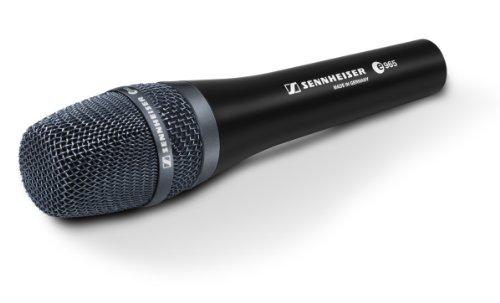Sennheiser e 965 Large Diaphragm Condenser Handheld Microphone by Sennheiser