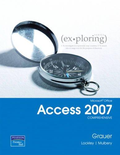 EXPLORING MICROSOFT OFFC07 ACC&STUDT CD PKG