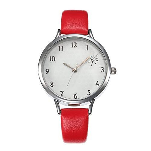 Simple Womens Belt Watch Female Models Digital Scale Ladies Quartz Watch Kh037 Series