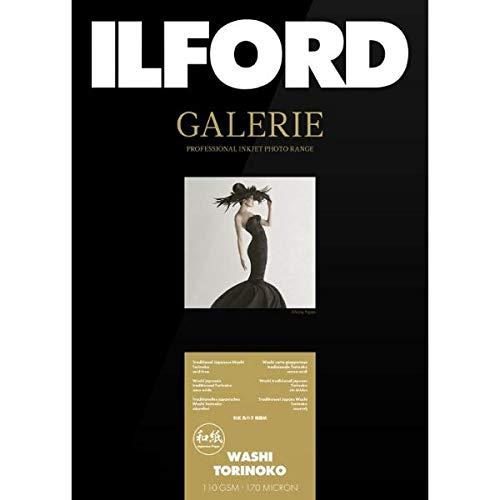 Ilford 2005040Galerie Prestige Washi torinoko-Photo Paper A4, 25Sheets by Ilford