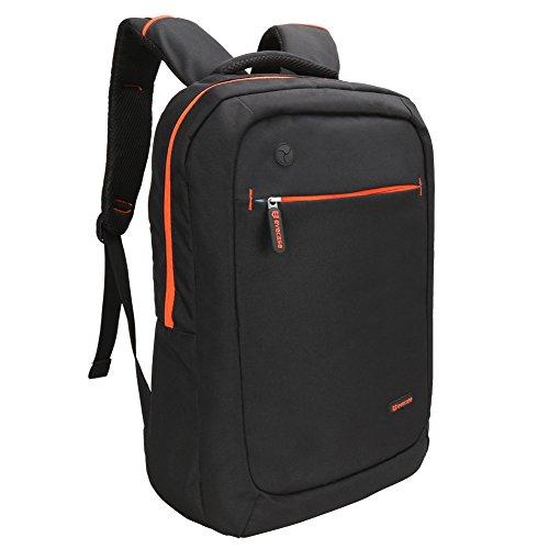 Laptop Backpack, Evecase Lightweight Nylon Water Resistant Multipurpose
