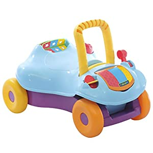 Playskool Step Start Walk 'n Ride Active 2-in-1