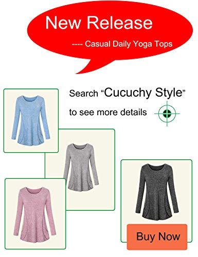 Cucuchy Workout Shirts for Women, Juniors Activewear Cute Gym Clothes Crafted Round Neckline Short Sleeve Top Breathable Thin Smooth Clothing Relaxed Fitting Yoga Golf Exercise Sportwear Blue XL