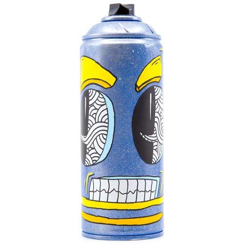 Amazon com: Robo by RodriDesigns Wynwood Graffiti Spray Can