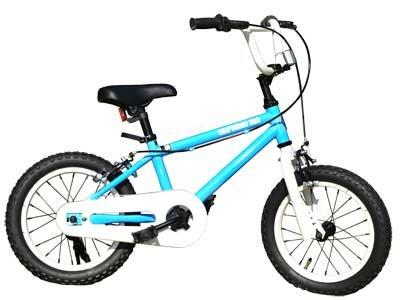 FIELDER フィルダー SAX×WHITE サックス ホワイト キッズバイク 自転車 B00GWBVZK0
