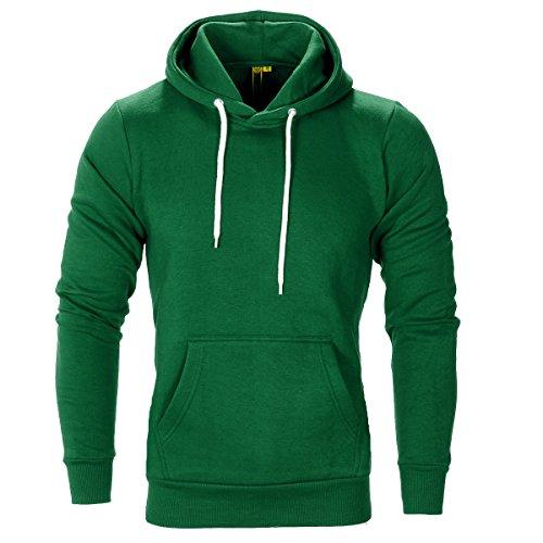 Capucha Flex Con Raiken Suéter Apparel Polar Verde n5Bf6Xq