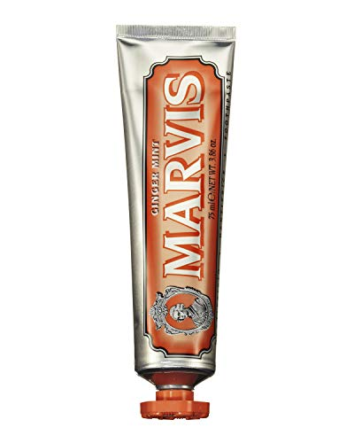 Marvis Ginger Mint Toothpaste, 3.8 oz from Marvis