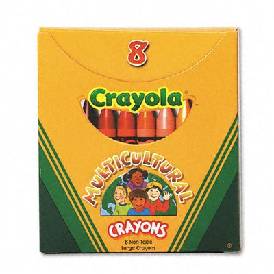 Multicultural Crayons - 3