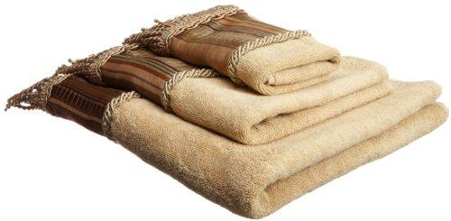 Popular Bath Contempo Spice 3-Piece Towel Set