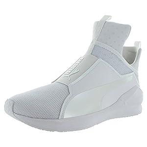 Puma Fierce Core Men's Fashion Training Hightop Shoes White Size 11