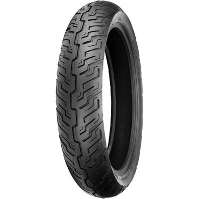 (Shinko SR733 Front Motorcycle Tire 100/90-19 (57H) for Harley-Davidson Sportster 883 Iron XL883N 2009-2016)